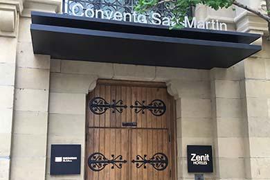 Hotel - Zenit Convento San Martín